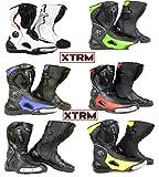 bottes de moto scooter