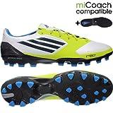 Adidas F50 adizero TRX AG synthetics V21430 football soccer cleats men White