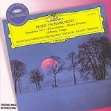 Tchaikovsky: Symphony No 1; Debussy: Images / Michael Tilson Thomas