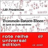 Image de Trommeln, tanzen, tönen, variable Besetzung: 33 Spiele für Kleine und Grosse