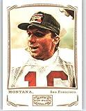 Joe Montana – San Francisco 49er's – 2009 Topps Mayo Football Card #125 – NFL Trading Card