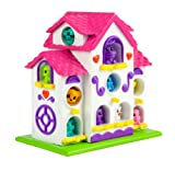 Best Value Squinkie Girl Zinkies Bird House Theme