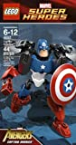 LEGO Super Heroes Captain America 4597