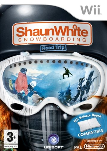 Shaun White Snowboarding: Road Trip - 1