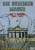 Berlin Geschichte - Die Berliner Mauer-Trilogie [3 DVDs]