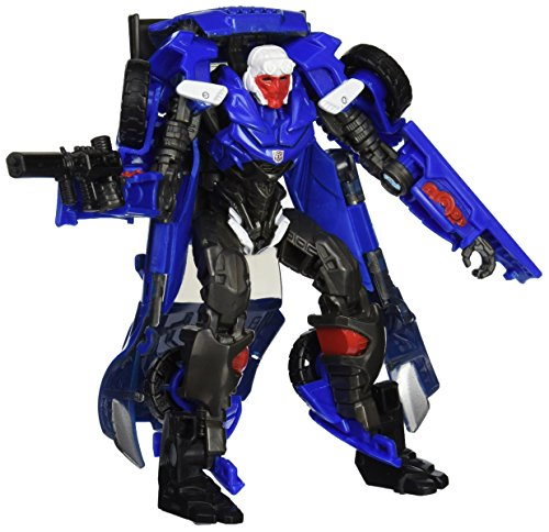 Transformers Age of Extinction Generations Deluxe Class Hot Shot Figure - 1