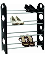 Range-chaussures 2 modules superposables