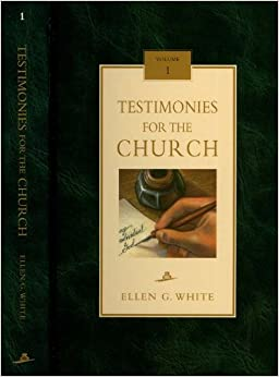 Testimonies For The Church Ellen G White 9780816318919