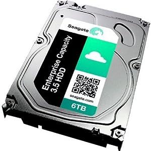 Seagate - ST6000NM0034 - Seagate ST6000NM0034 6 TB 3.5 Internal Hard Drive - SAS - 7200 - 128 MB Buffer - 1 Pack