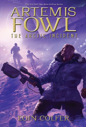 Cover of Artemis Fowl: The Arctic Incident (Book 2)