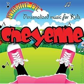 "Amazon.com: ""Cheyenne's Personalized Happy Birthday Song (Cheyane"