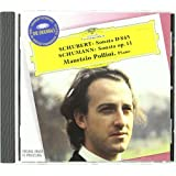 Schumann : Sonate n° 1 op. 11 - Schubert : Sonate D. 845