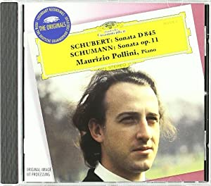 Schumann / Schubert: Piano Sonatas