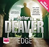 Jeffery Deaver Edge (Unabridged Audiobook)