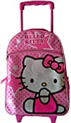 Hello Kitty Large Rolling Backpack Pi…