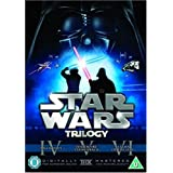 Star Wars Trilogy: Episodes IV, V And VI [DVD]by Harrison Ford