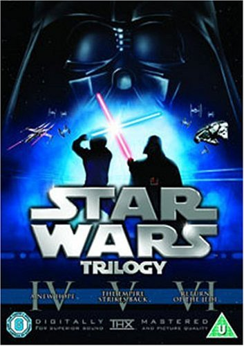 Star Wars - The Original Trilogy [DVD]