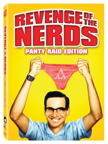 Revenge of the Nerds: Panty Raid Edition