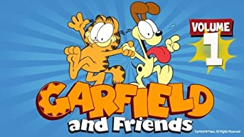 Garfield And Friends Complete Volume 1 - Episodes 1-16