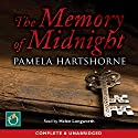 The Memory of Midnight Audiobook by Pamela Hartshorne Narrated by Helen Longworth