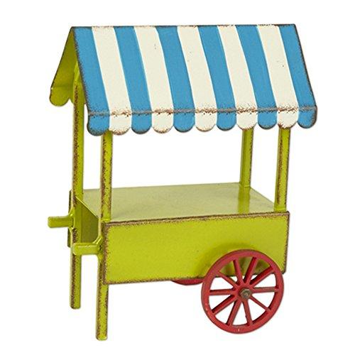 Miniature Fairy Garden Vendor Cart