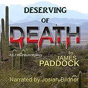 Deserving of Death   James Paddock
