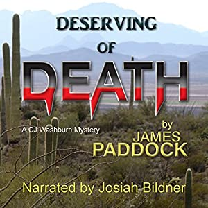 Deserving of Death Audiobook