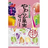【ケース販売】ノーベル やわらか果実ゼリー 230g×6袋 フード お菓子 涼菓子・ゼリー [並行輸入品]