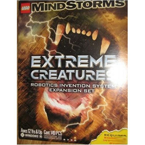 Lego Mindstorms Extreme Creatures