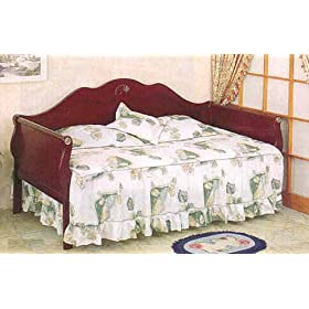 Trundle Sleigh Bed Bedroom Furniture