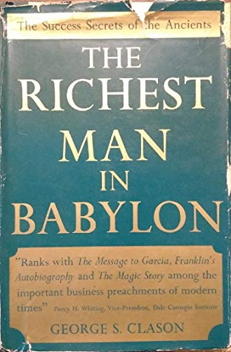 Image for The Richest Man in Babylon: The Success Secrets of the Ancients