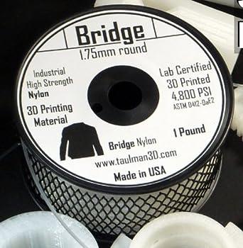 3D Prima  10158 Taulman Print Filament, Bridge Nylon, 1.75 mm