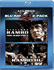 Rambo: Two Pack (First Blood II / Rambo III) [Blu-ray]