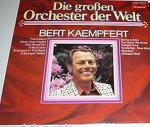 Bert Kaempfert Orch Die Grossen Orchester Der Welt