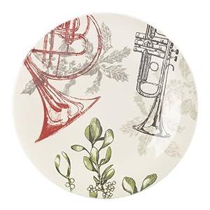 Lenox Vintage Jubilee Trumpet Accent Plate