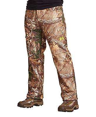 Under Armour Men's Realtree Scent Control Fleece Pants