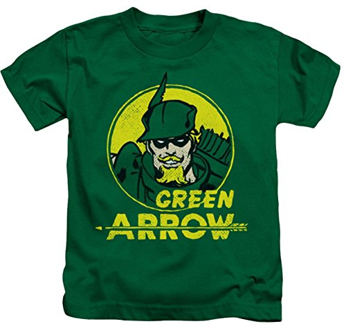 DC Green Arrow Archer Circle Juvy T-Shirt