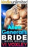 Alien General's Bride: SciFi Alien Romance (Brion Brides)