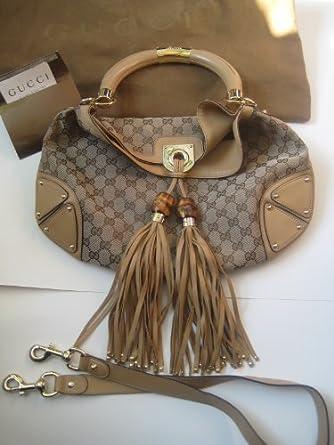 Gucci bag (U-07-Ta-28697) - beige