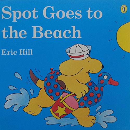 Spot Goes to the Beach (color)