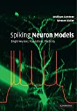 img - for Spiking Neuron Models: Single Neurons, Populations, Plasticity by Wulfram Gerstner (15-Aug-2002) Paperback book / textbook / text book