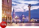 Clementoni 32547 - Puzzle Venezia Venice HQC, 2000 pezzi