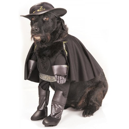 Zorro Pet Costume
