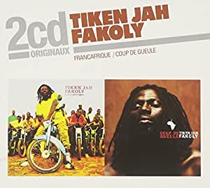 Share facebook twitter pinterest 8 new from 28 80 see - Tiken jah fakoly album coup de gueule ...