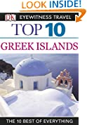 Top 10 Greek Islands (EYEWITNESS TOP 10 TRAVEL GUIDES)