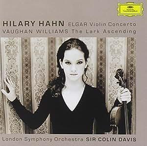 Elgar : Concerto Pour Violon Op.61 - Vaughan-Williams : L'Envol De L'Aouette