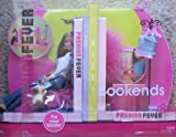BARBIE Fashion Fever BOOKENDS & DOLL Set w Extra FASHION Top & More! (2005)