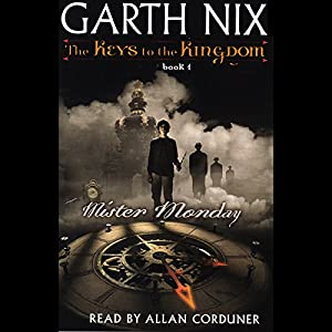Mister Monday Audiobook