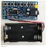 UTL Wireless Stereo FM Radio Receiver Module PCB FM DIY Electronic Kits 76MHz-108MHz DC 1.8V-3.6V