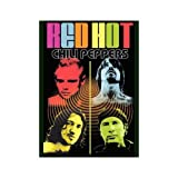 Poster - Red Hot Chili Peppers - Poster Colour Me von Red Hot Chili Peppers